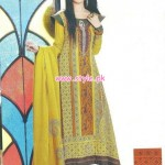 Bashir Ahmed Linen Collection 2013 By Five Star 006