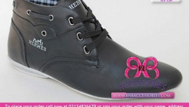 BnB Accessories Winter Footwear Collection 2013 For Men 003