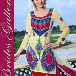 Brides Galleria Winter Salwar Kameez Collection 2013 For Women 0010