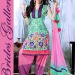Brides Galleria Winter Salwar Kameez Collection 2013 For Women 006