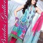 Brides Galleria Winter Salwar Kameez Collection 2013 For Women