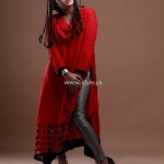 Contrast Winter Collection 2013 for Women 005