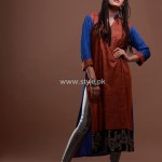 Contrast Winter Collection 2013 for Women 006