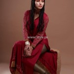 Contrast Winter Collection 2013 for Women 008