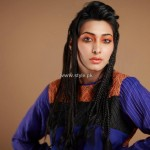 Contrast Winter Collection 2013 for Women 014