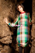 Cross Connection Latest Casual Wear Dresses 2013 005
