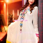 Cross Connection Latest Casual Wear Dresses 2013 006
