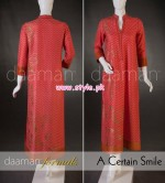 Daaman Latest Winter Collection For Women 2013 005