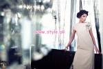 Daaman Latest Winter Dresses For Girls 2013 010