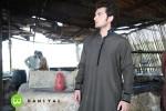 Daniyal Kurta Shalwar Winter Collection 2013 For Men 003