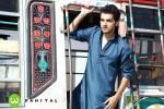 Daniyal Kurta Shalwar Winter Collection 2013 For Men 004