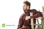 Daniyal Kurta Shalwar Winter Collection 2013 For Men 007