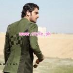 Daniyal Latest Formal Wear Collection For Men 2013 004