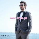 Daniyal Menswear Collection 2013 For Winter 009