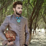 Daniyal Sherwani Winter Collection 2013 For Men 0010