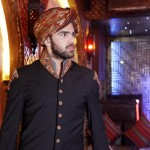 Daniyal Sherwani Winter Collection 2013 For Men 0016