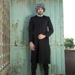 Daniyal Sherwani Winter Collection 2013 For Men 0017