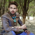 Daniyal Sherwani Winter Collection 2013 For Men 002