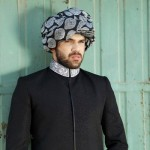 Daniyal Sherwani Winter Collection 2013 For Men 004