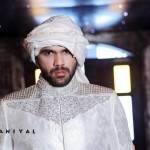 Daniyal Sherwani Winter Collection 2013 For Men 005