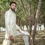 Daniyal Sherwani Winter Collection 2013 For Men 006
