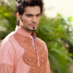 Deepak And Fahad Winter Kurta Collection 2013 For Men 0011
