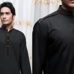 Deepak And Fahad Winter Kurta Collection 2013 For Men 0017