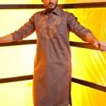 Deepak And Fahad Winter Kurta Collection 2013 For Men 0018