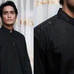 Deepak And Fahad Winter Kurta Collection 2013 For Men 003