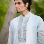 Deepak And Fahad Winter Kurta Collection 2013 For Men 004