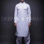 Deepak And Fahad Winter Kurta Collection 2013 For Men 008