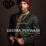 Deepak Perwani  Menswear Collection 2013 001