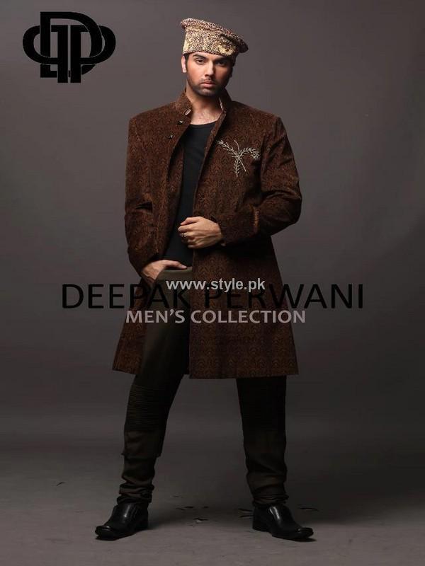 Deepak Perwani  Menswear Collection 2013