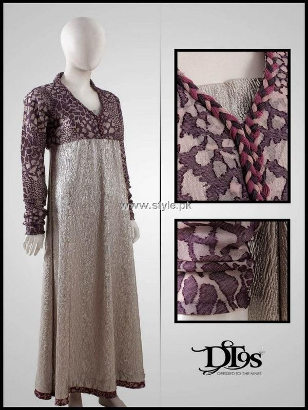 Dressed to the 9s Winter Dresses 2013 for Ladies