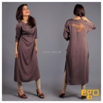 Ego New Winter Casual Dresses 2013 for Ladies 005
