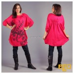 Ego New Winter Casual Dresses 2013 for Ladies 006