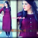 Farheen Ali Latest Winter Collection For Girls 2013 001