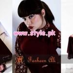 Farheen Ali Latest Winter Collection For Girls 2013 002