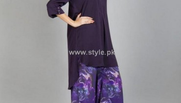 Flairs New Winter Collection 2013 by Naureen Fayyaz 001