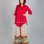 Flairs New Winter Collection 2013 by Naureen Fayyaz 012