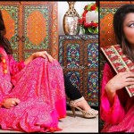 Folkloric Winter Collection 2013 for Girls 006