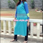 Glitters Winter Casual Dresses 2013 For Women 014