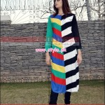 Glitters Winter Casual Dresses 2013 For Women 015