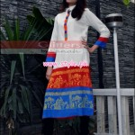 Glitters Winter Casual Dresses 2013 For Women 017