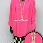 Hina Sheheryar Casual Dresses 2013 For Winter 009