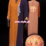 Hina Sheheryar Casual Dresses 2013 For Winter 011