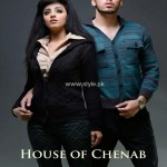 House of Chenab Winter Collection 2013 for Ladies and Gents 003