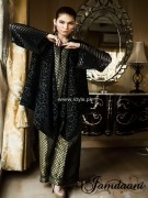 Jamdaani Party Wear Collection 2013 for Women 002