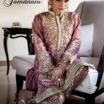 Jamdaani Party Wear Collection 2013 for Women 003