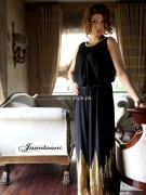 Jamdaani Party Wear Collection 2013 for Women 004